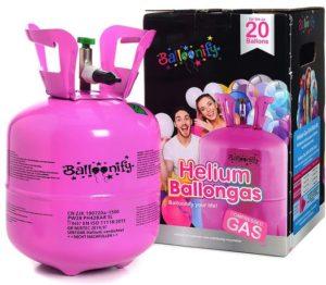 Helium Kotipakkaus ilmapalloihin