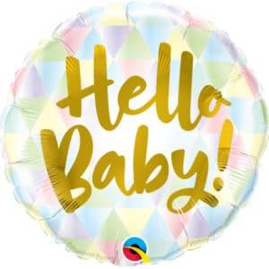 Baby shower ilmapallo