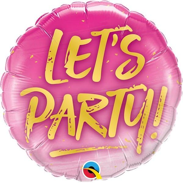 ilmapallo juhliin